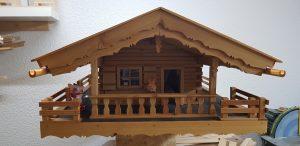 Vogelhaus Front